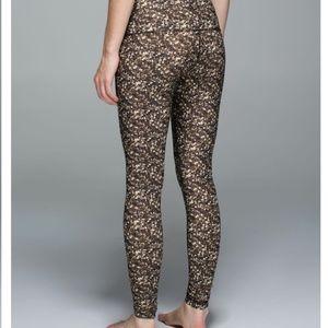 lululemon athletica Pants & Jumpsuits - LULULEMON   SHINE TIGHT